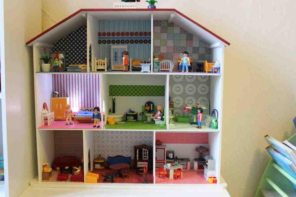 Comment décorer sa maison Playmobil ?