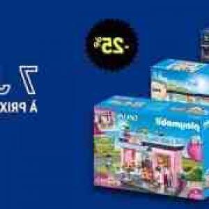 Où trouver les Playmobil les moins chers ?