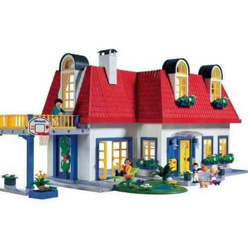 Quelle maison Playmobil ?