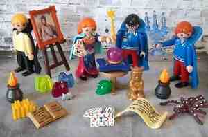 Où trouver Playmobil Harry Potter ?