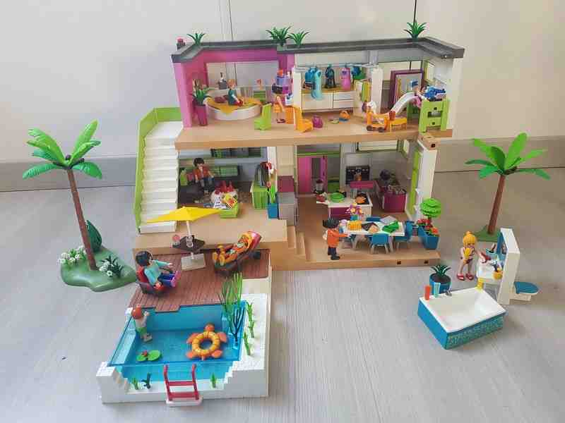 Où trouver maison Playmobil ?