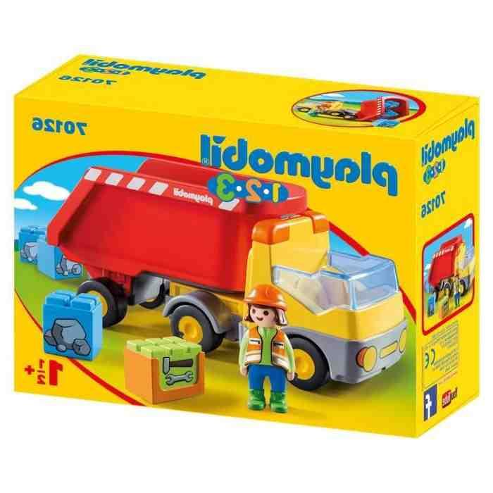 Quel âge Playmobil ?