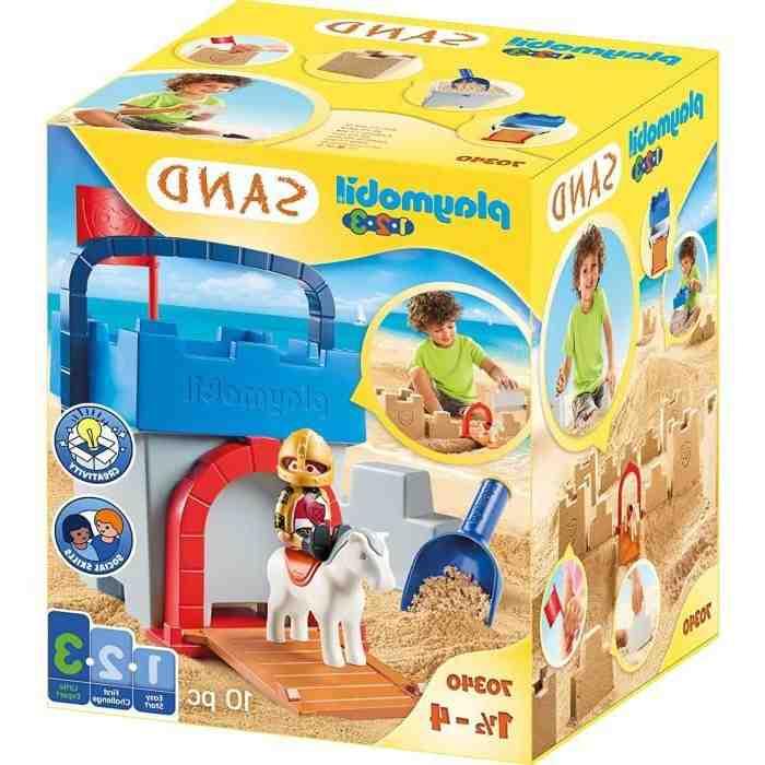 Quel âge a les Playmobil ?